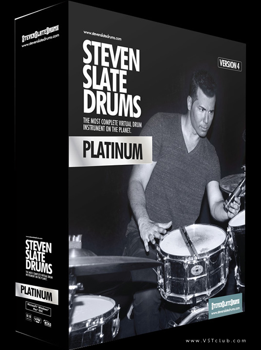 Steven Slate Drums SSD4 Sampler v1.1 For MAC
