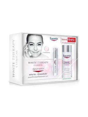 EUCERIN ชุดผลิตภัณฑ์เพื่อความกระจ่างใส White Therapy Spot Corrector & Day Fluid