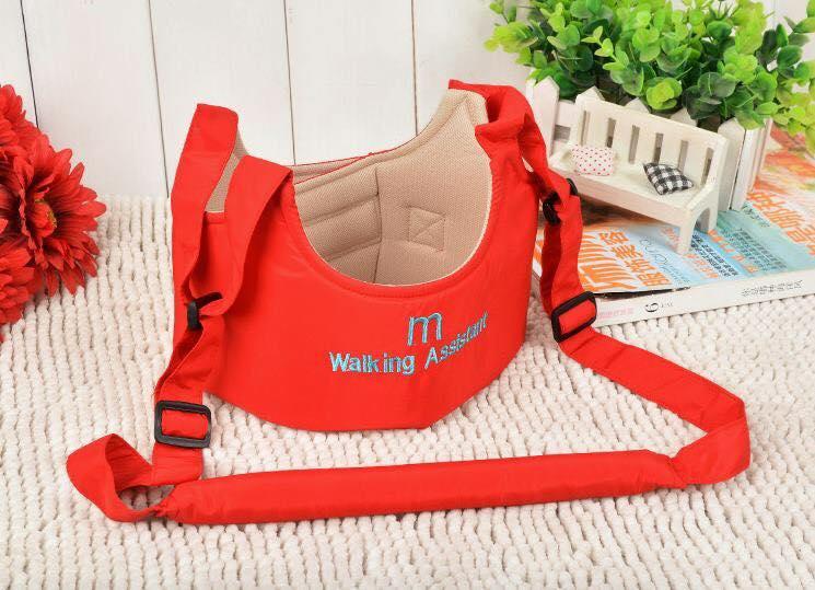--สีแดง--อุปกรณ์หัดเดิน Walking Wings