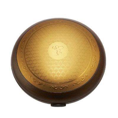 Skinfood Gold Caviar Moist Fitting Cake SPF25 #1 Light Beige