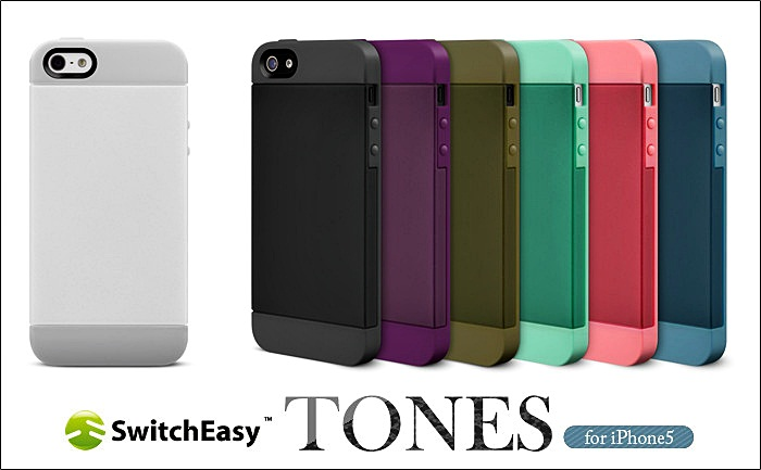 เคส iPhone5/5s Switch Easy Tones