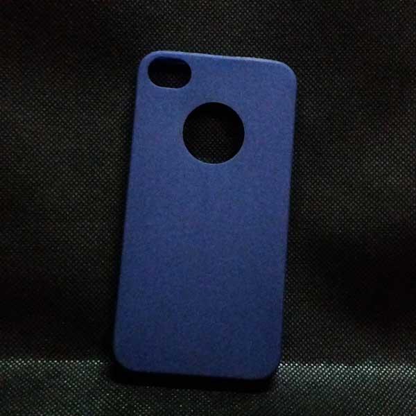 เคสไอโฟน 4/4s เคสสีพี้น