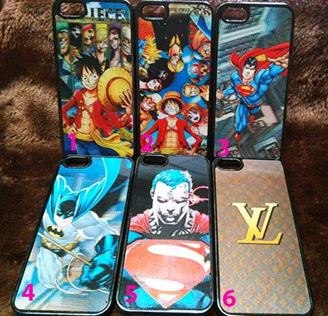 case iphone 5/5s 3D