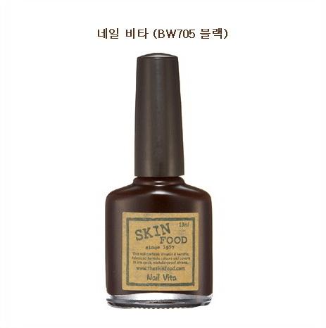 Nail Vita - BW705 Black