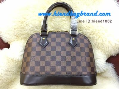 กระเป๋าแบรนด์Louis Vuitton Monogram alma bb งานHiend