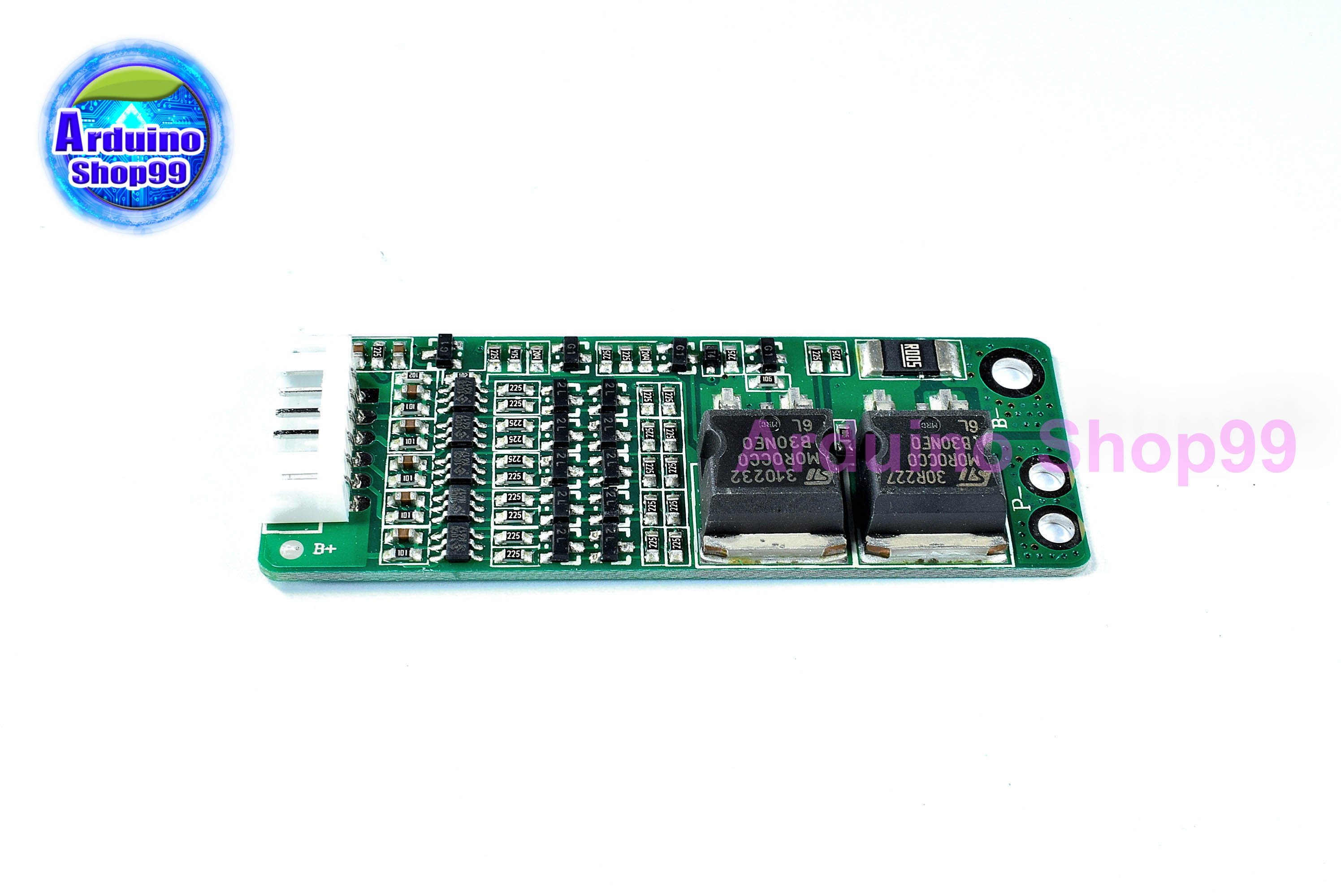 5S 15A Li-ion Lithium Battery BMS 18650 Charger Protection Board