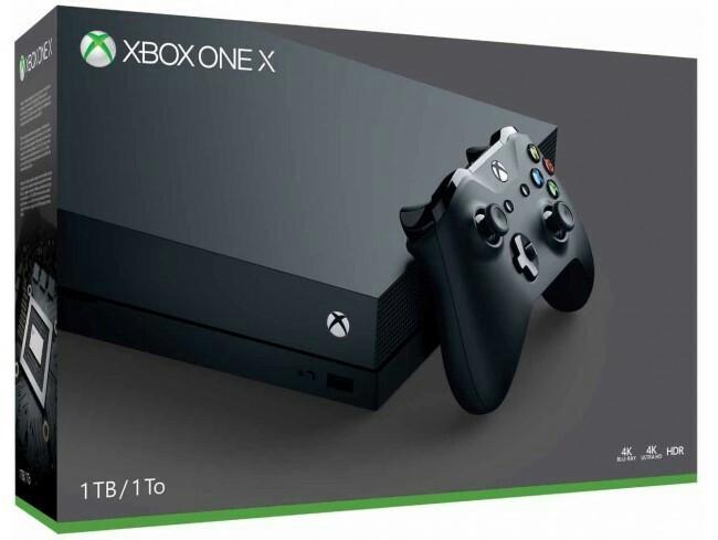 เครื่อง Xbox One X 1tb
