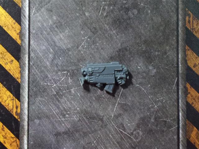 Combi Plasma gun