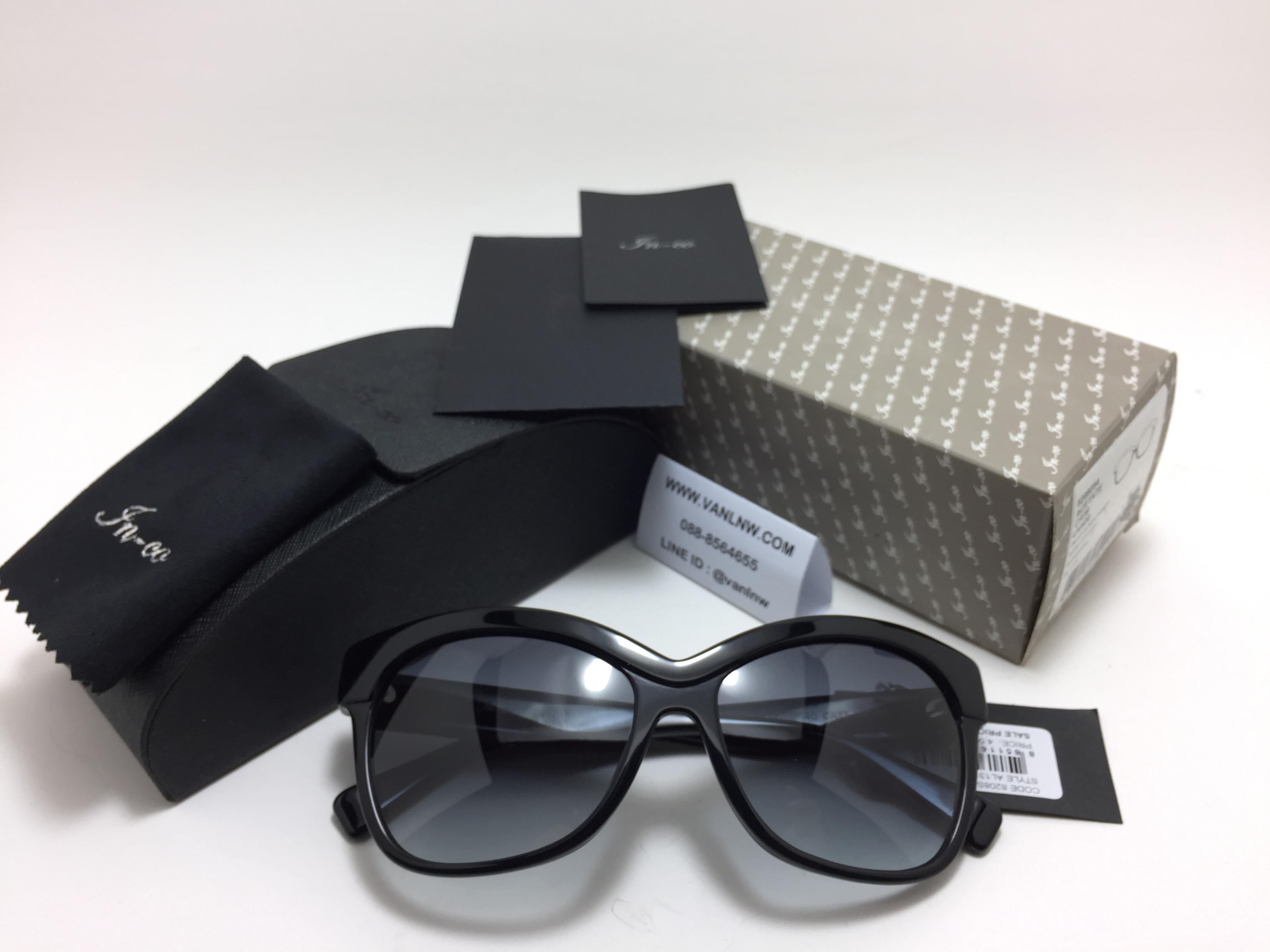 แว่นกันแดด FN-CO 8208054 AC-CR39 57-16 140 CAT3