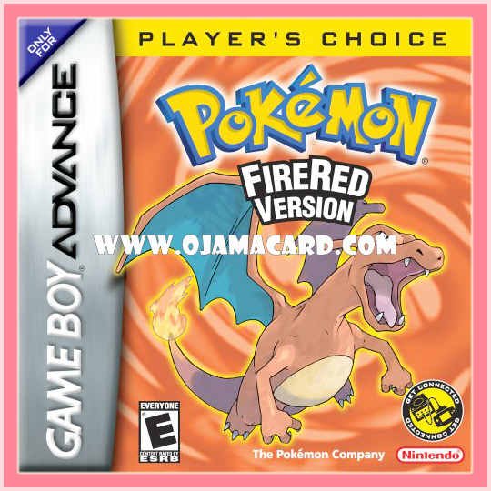 Pokémon FireRed Version for Nintendo Game Boy Advance Game Cartridge Only (US) 90%