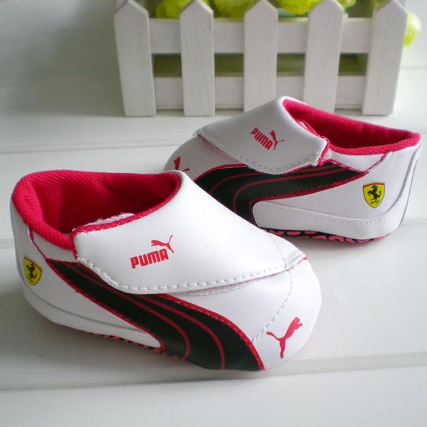 BE2016 (Pre) รองเท้าผ้าใบ Puma (0-1 ขวบ)