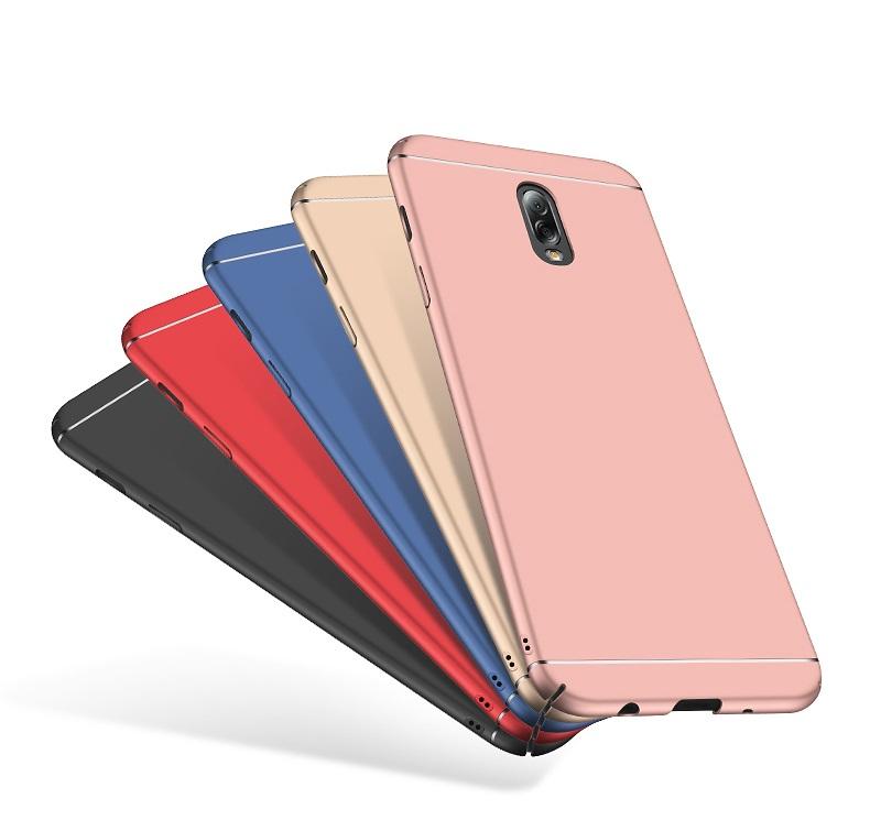 (636-001)เคสมือถือซัมซุง Case Samsung J7+/Plus/C8 เคสพลาสติก HARD SHELL แฟชั่น