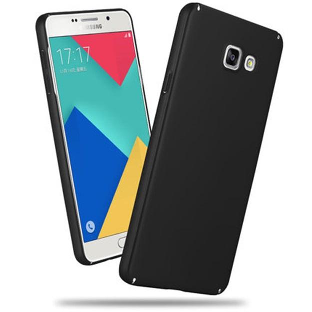 (พร้อมส่ง)เคสมือถือซัมซุง Case Samsung A9 Pro เคสพลาสติกเคลือบเนื้อดีแบ็คแกมมอน