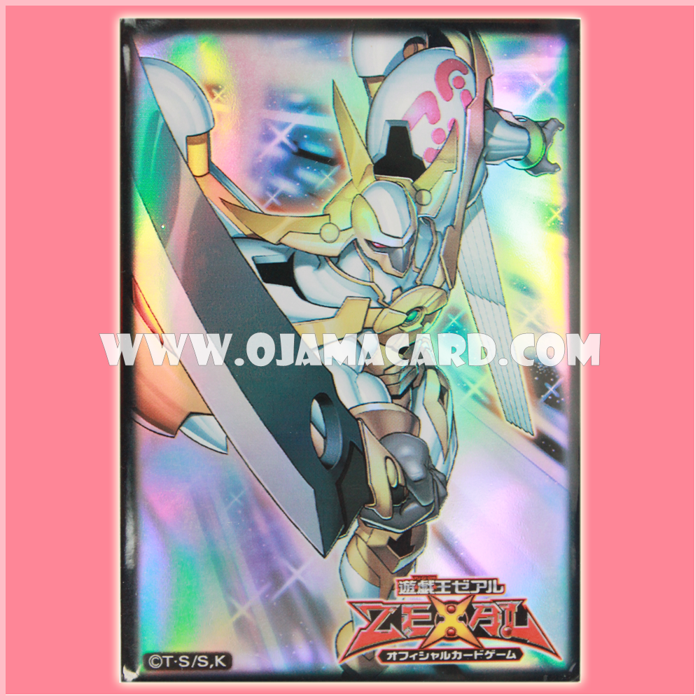 Yu-Gi-Oh! ZEXAL OCG Duelist Card Protector / Sleeve - Number 39 : Utopia / Numbers 39 : King of Wishes, Hope 50ct 95%