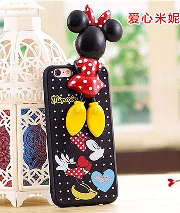 (พร้อมส่ง)เคสมือถือไอโฟน case iphone 5/5s/SE เคสนิ่ม Hello 3D การ์ตูนน่ารักๆ