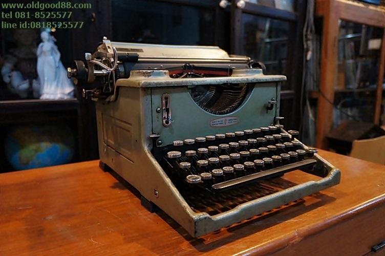 เครื่องพิมพ์ดีด imperialปี1920 รหัส291259tp