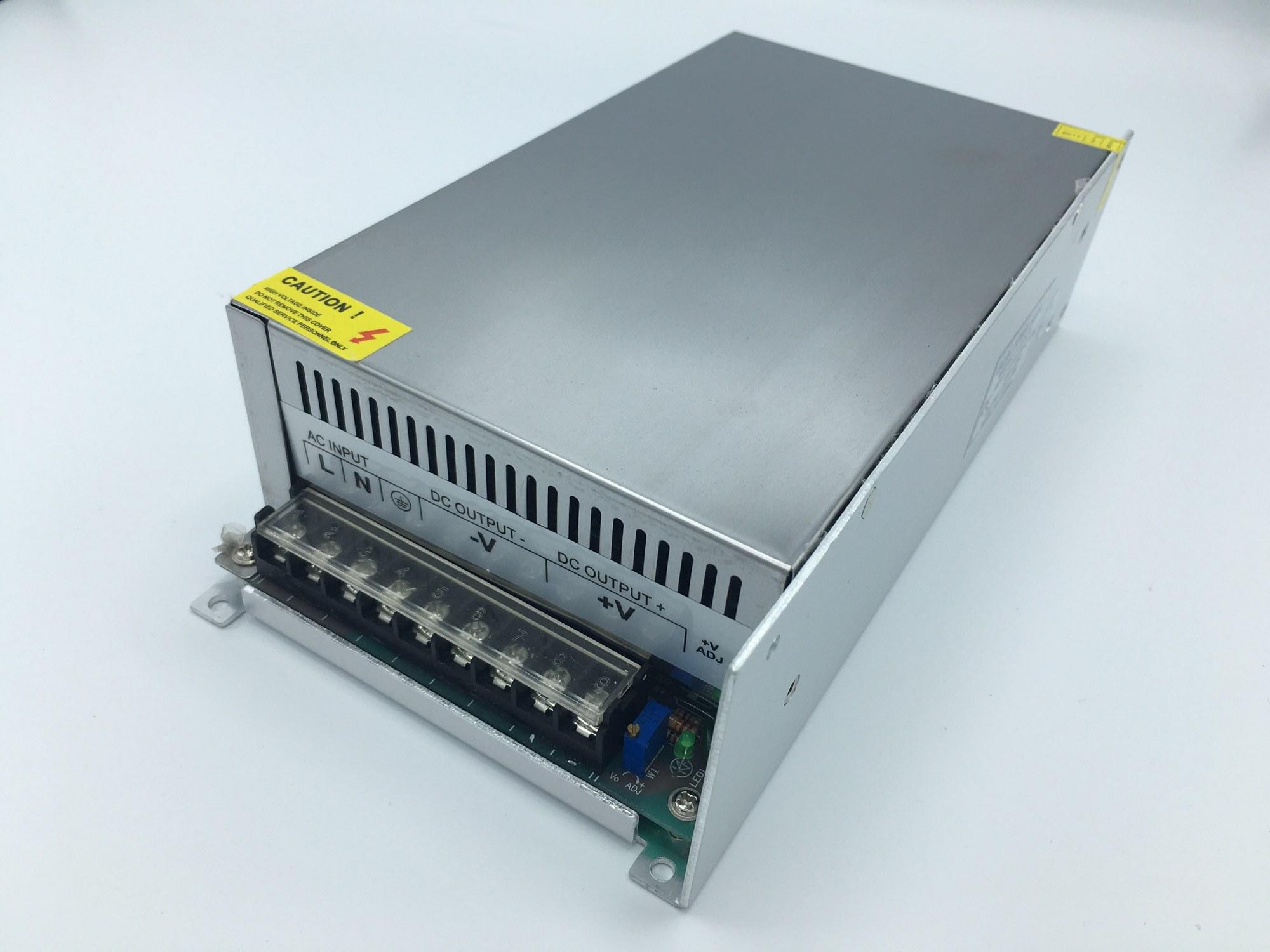 หม้อแปลงไฟฟ้าสวิทชิ่ง 220VAC 24VDC 30A 720W