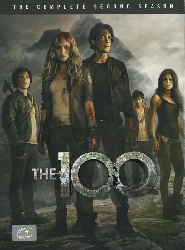 The 100 Season 2 / ร้อยชีวิต กู้วิกฤติจักรวาล ปี 2 (พากย์ไทย 4 แผ่นจบ+แถมปกฟรี)
