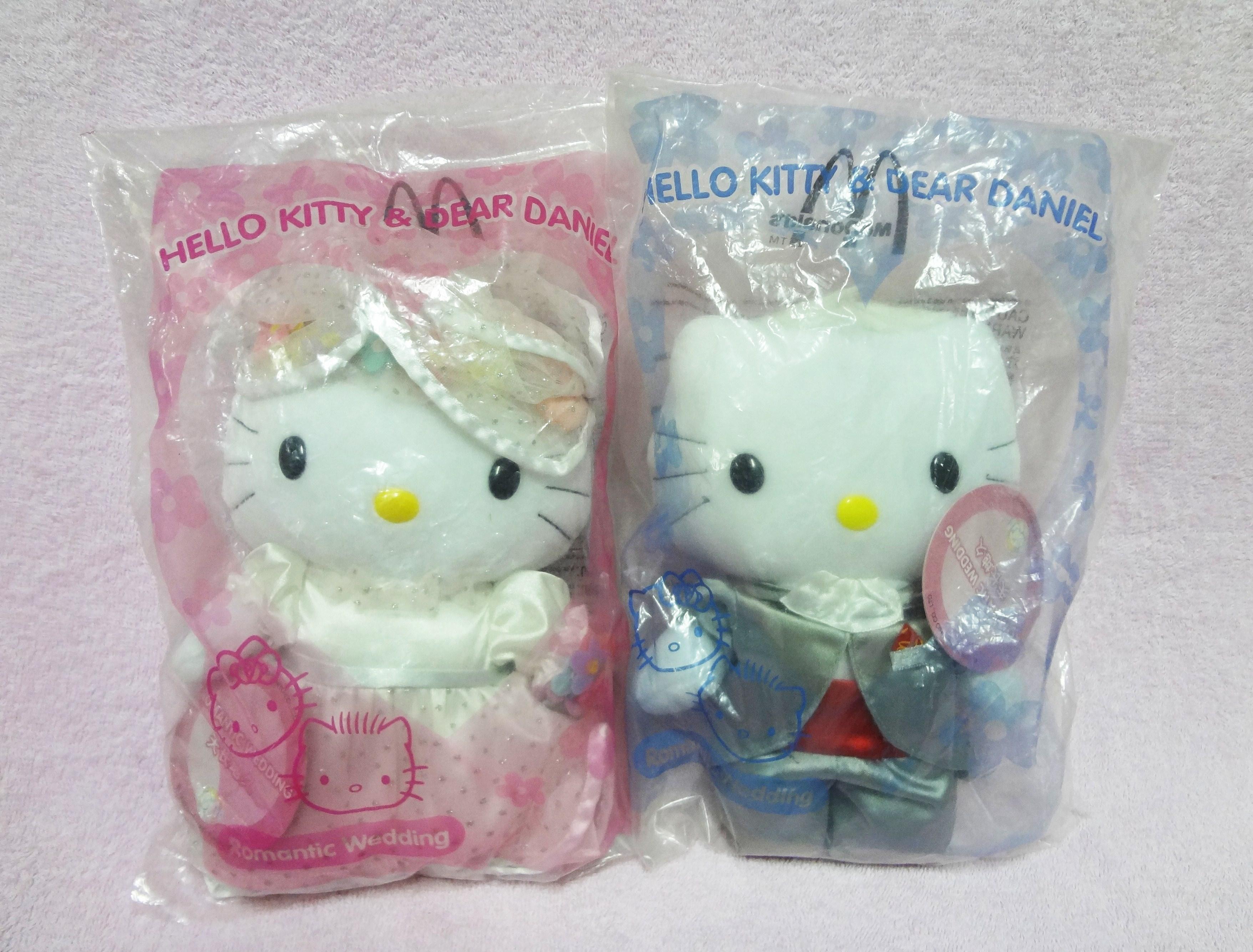 ตุ๊กตา Hello Kitty&Dear Daniel Romantic Wedding
