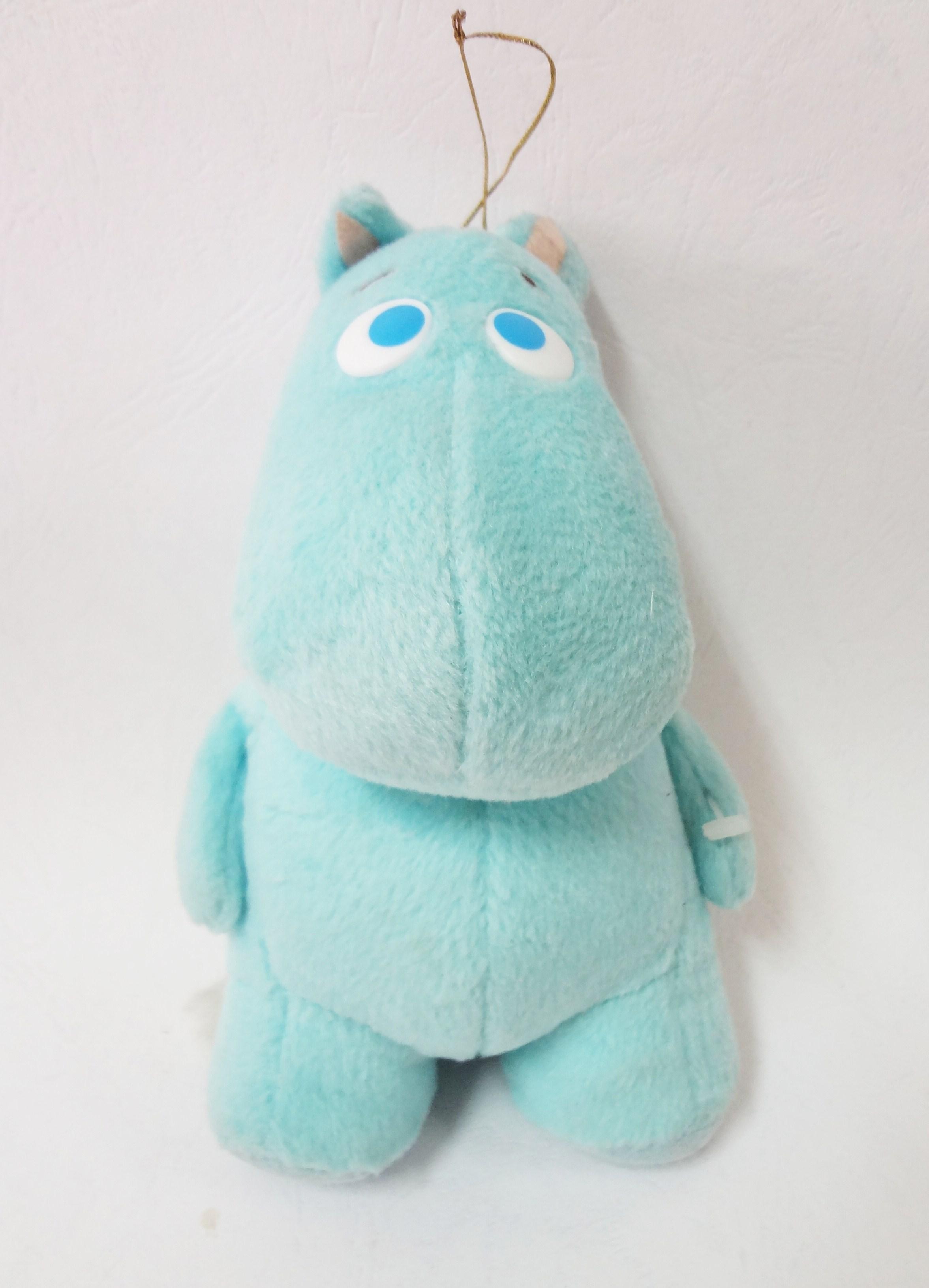 ตุ๊กตา Moomin สีฟ้า ของ Banpresto