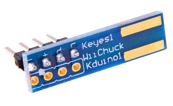 ขั้วแปลงสัญญาณ Wii Nunchuck Apapter