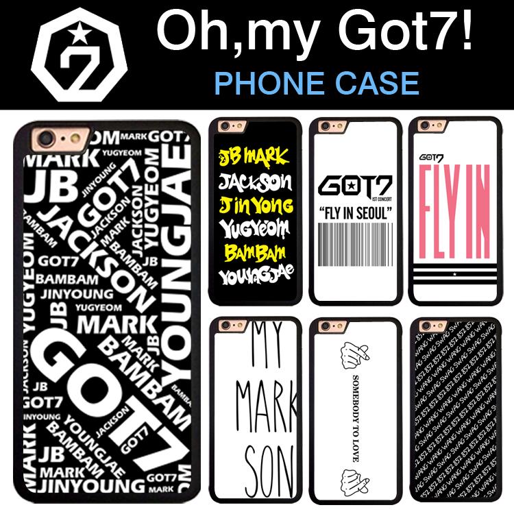 เคสโทรศัพท์ GOT7 ALL -ระบุรุ่น/หมายเลข-
