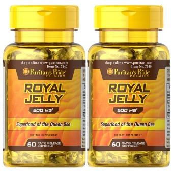 นมผึ้ง roya ljelly