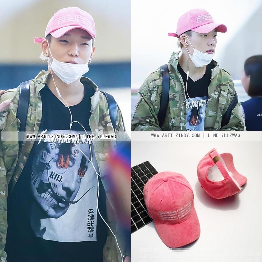 หมวก THEZEEM Too Much แบบ Bobby -ระบุสี-