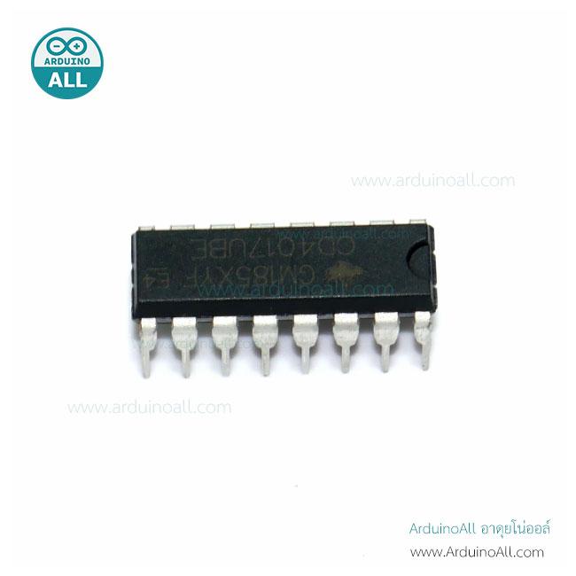 4017 IC CD4017 DIP-16
