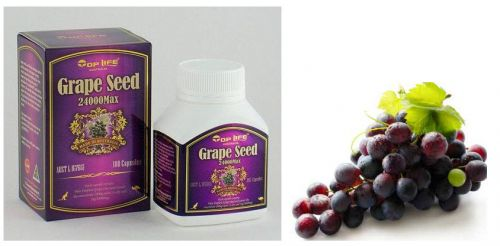 Grape Seed เกรฟซีด ของแท้ราคาถูก ปลีก/ส่ง โทร 081-859-8980 ต้อม