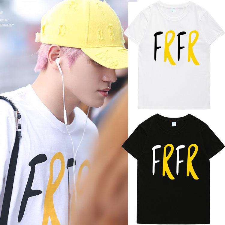 เสื้อยืด FRFR Sty.Taeyoung NCT -ระบุสี/ไซต์