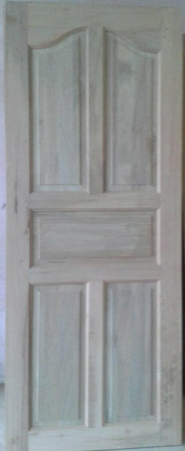 บานประตู ปีกนก 5 ฟัก
