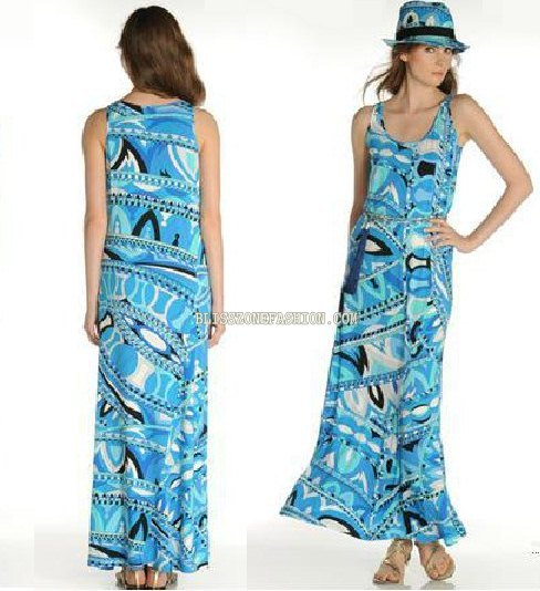PUC70 Preorder / EMILIO PUCCI DRESS STYLE