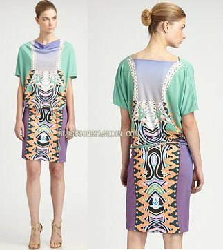 PUC52 Preorder / EMILIO PUCCI DRESS STYLE