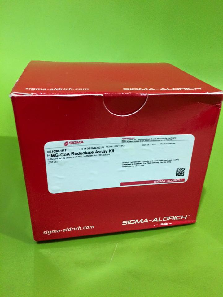 HMG-CoA Reductase Assay Kit cat.CS1090