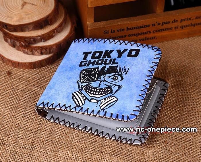 กระเป๋าสตางค์คาเนกิ (สีฟ้า)
