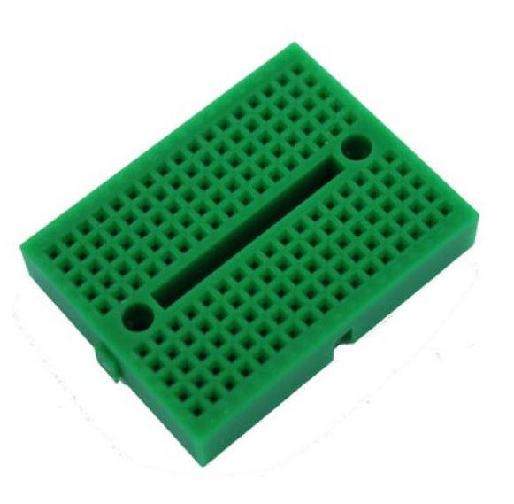 SYB-170 breadboard GREEN mini small bread plate (170 hole)