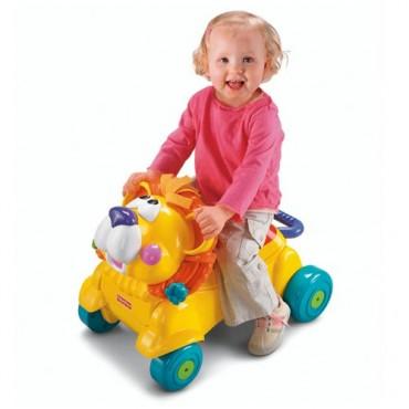 รถผลักเดิน ขาไถ go baby go lion walker รถหัดเดิน สิงโต Go Baby Go Stride-to-Ride Lion