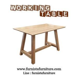 โต๊ะสไตล์โมเดิร์น สำหรับ Co-Working Space (I-STUDIO)