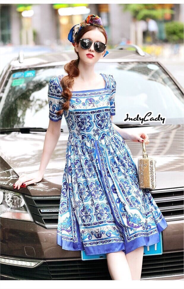 ชุดเดรสเกาหลี พร้อมส่ง Mini dress งานแบรนด์ DG