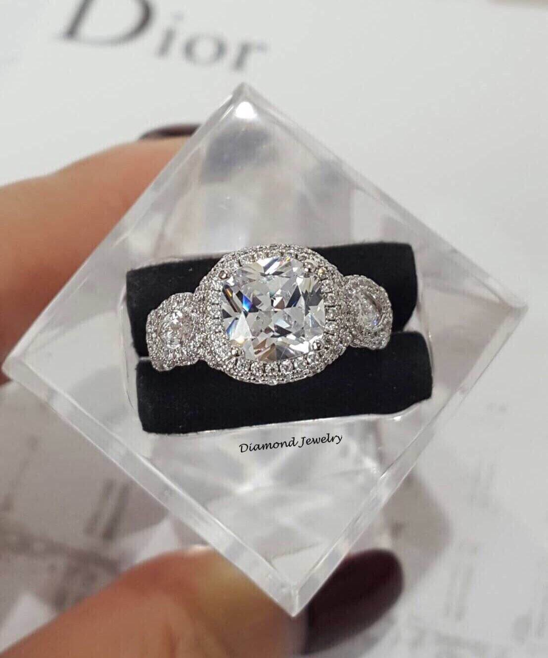 พร้อมส่ง Diamond Ring By Tiffany & Co