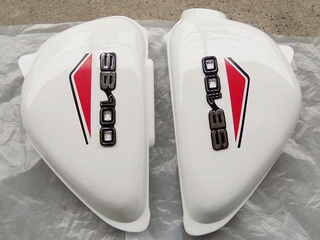 ฝากระเป๋า Honda SB100 เทียม งานใหม่