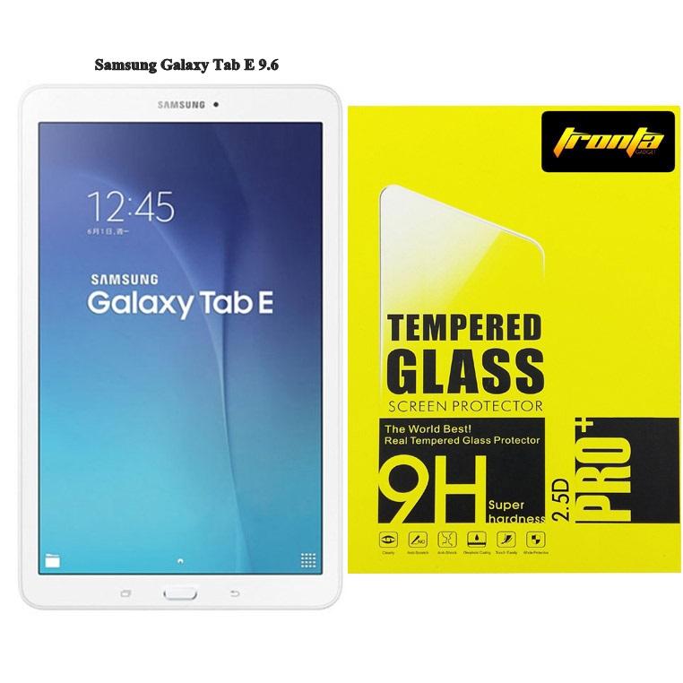 Tronta ฟิล์มกระจก Samsung Tab E 9.6 T560 ซัมซุงแท็ปอี