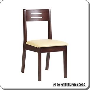 เก้าอี้ไม้ สไตล์ญี่ปุ่น เหมาะสำหรับร้านอาหารญี่ปุ่น โรงแรม (R-COLLECTION)