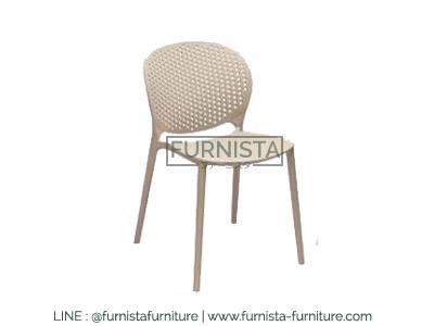 เก้าอี้ดีไซน์เก๋ สำหรับร้านกาแฟ ร้านนม ร้านบิงซู (J-DESIGN)