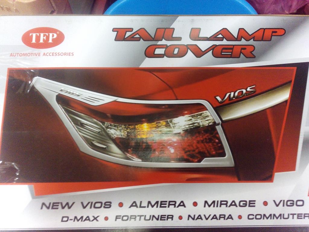 ครอบไฟท้าย New VIOS 2013 TFP