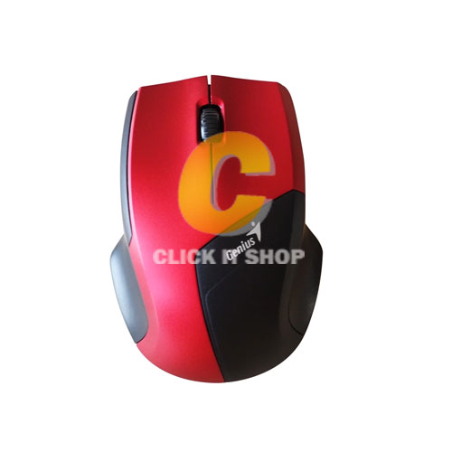 Mouse Wireless GENIUS (NS-6015) Red/Black