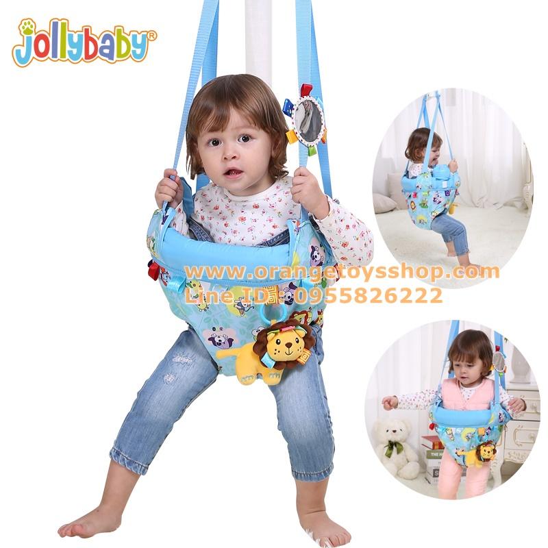ที่ฝึกกระโดด jolly baby ***ไม่มีกล่อง***