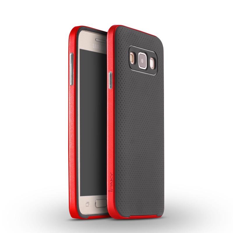 IPAKY Case for Samsung Galaxy A5 (Red)