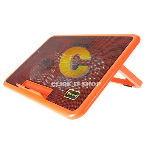 Cooler Pad NUBWO NF32 Slate (2Fan) Orange